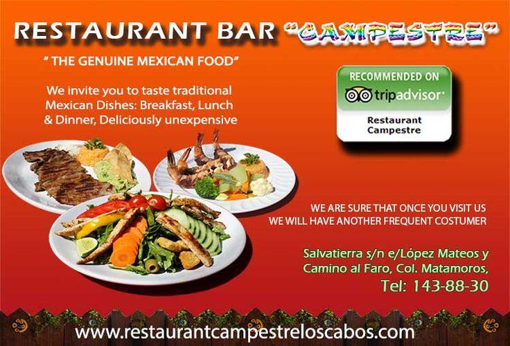 Campestre Restaurant Bar