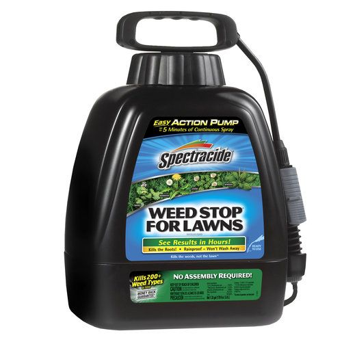 Spectracide Weed Stop For Lawns, 1.3 gal Garden Center