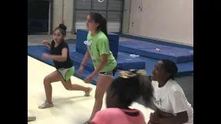 Michaels Elite Gymnastics Academy - YouTube