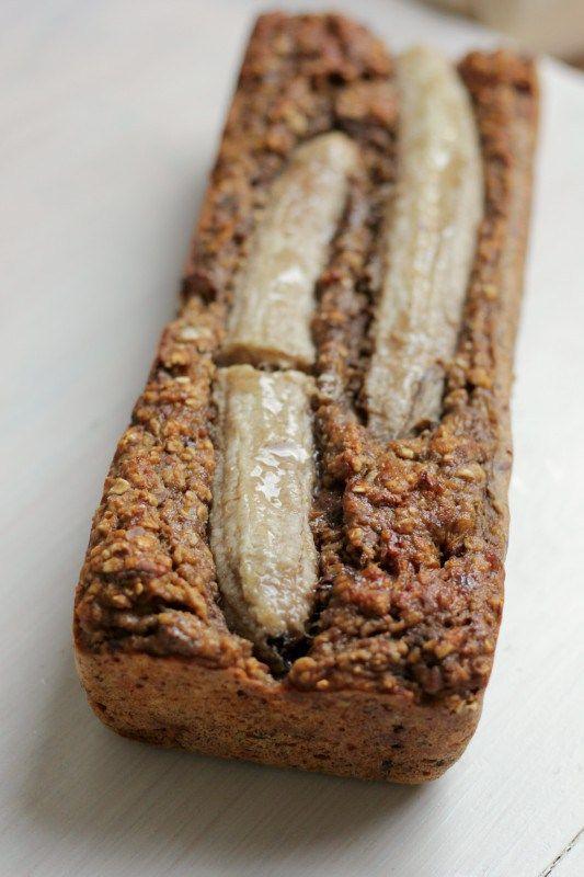 Suikervrij Banaan Koffie Brood De Bakparade (suikervrije als je geen chocolade gebruikt!)