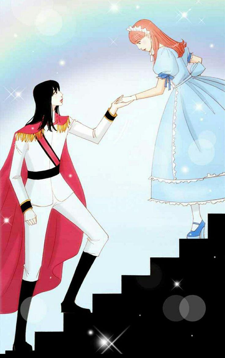 Spirit Finger - Prince n Princess