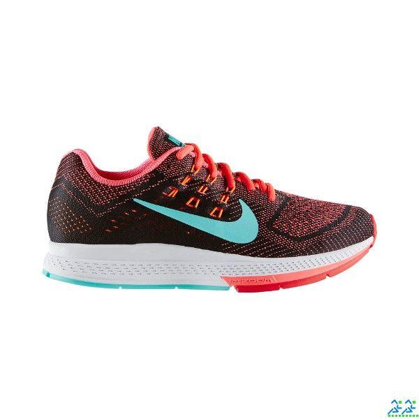 Nike Zoom Structure  18 Donna. Per i leggeri pronatori che non vogliono rinunciare a morbidezza e...