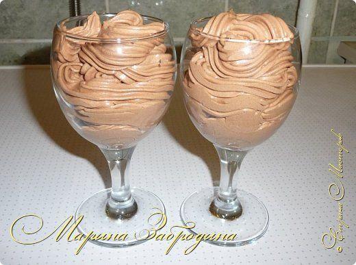 Кулинария Мастер-класс Рецепт кулинарный Шоколадное Парфе Продукты пищевые фото 1