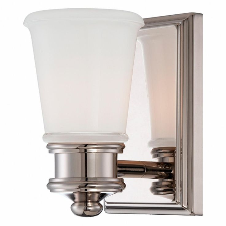 Nice Le Coiffeur 1 Light Sconce Great Pictures