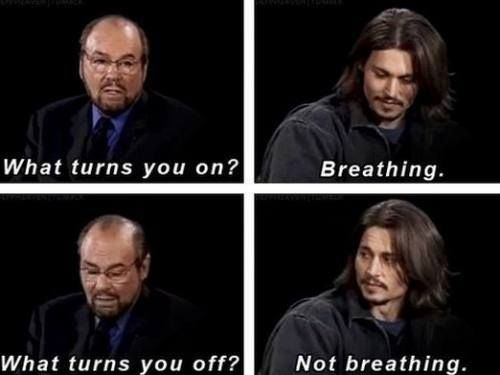 Funny Johnny Depp