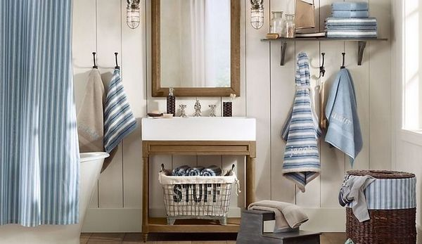 Boy Bathroom On Pinterest Boy Bathroom Boys Bathroom Decor And
