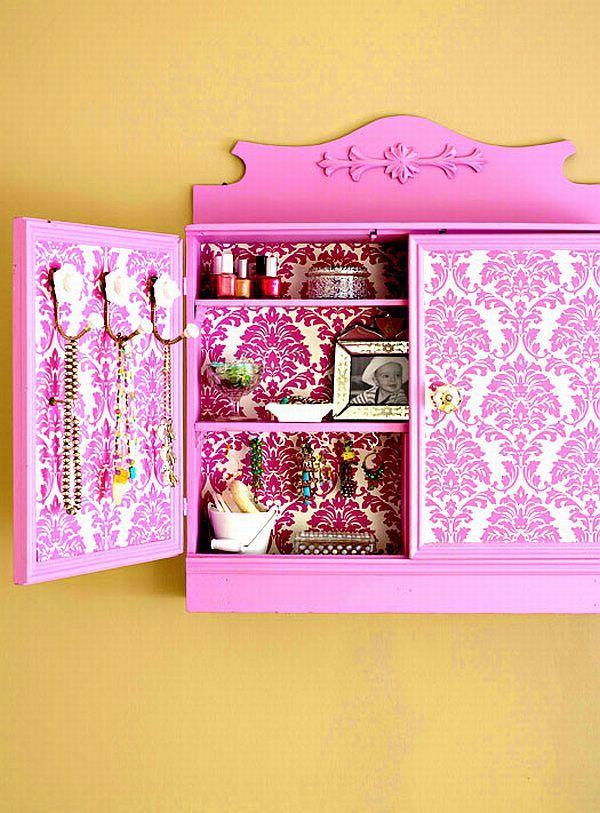 169 best jewellery storage images on Pinterest | Jewelry storage ...