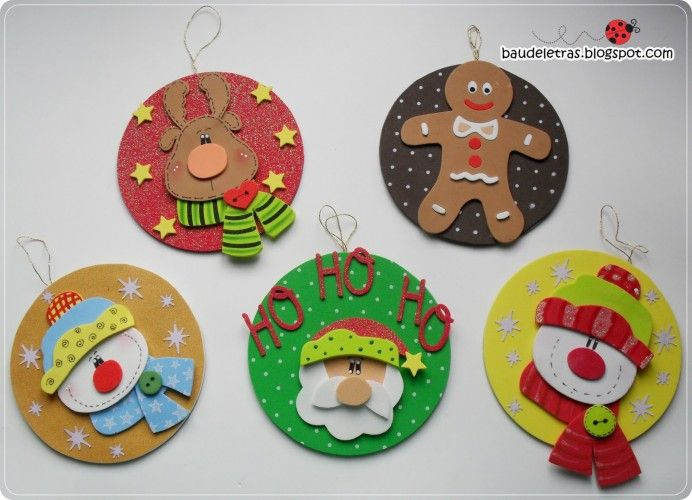 adorno de navidad 2 692x500 Moldes de adornos navideños