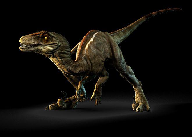 Primal Carnage - Prehistoric life