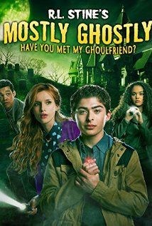 Mostly Ghostly: Have You Met My Ghoulfriend (2014): Bella Thorne (Shake It Up!, Good Luck Charlie), Madison Pettis (Lab Rats, Beverly Hills Chihuahua 3) and Ryan Ochoa (Pair of Kings, The Perfect Game) lead an ensemble cast in this ...