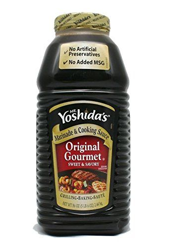 Mr Yoshidas Gourmet Sauce 86 Fluid Ounce * Check this awesome product by going to the link at the image.Note:It is affiliate link to Amazon.