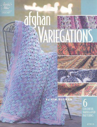 Afghan Variegations (Annie's Attic: Crochet)