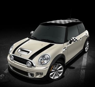 Maybe this will be my new Mini Cooper,  Love it!!