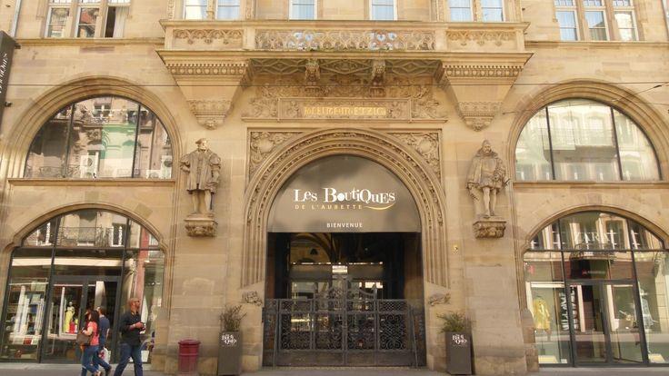Boutique de l' #Aubette à #Strasbourg