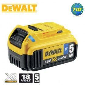 DeWalt Tool Connect DCB184B-XJ 18V 5.0Ah XR Li-ion BLUETOOTH Battery Pack