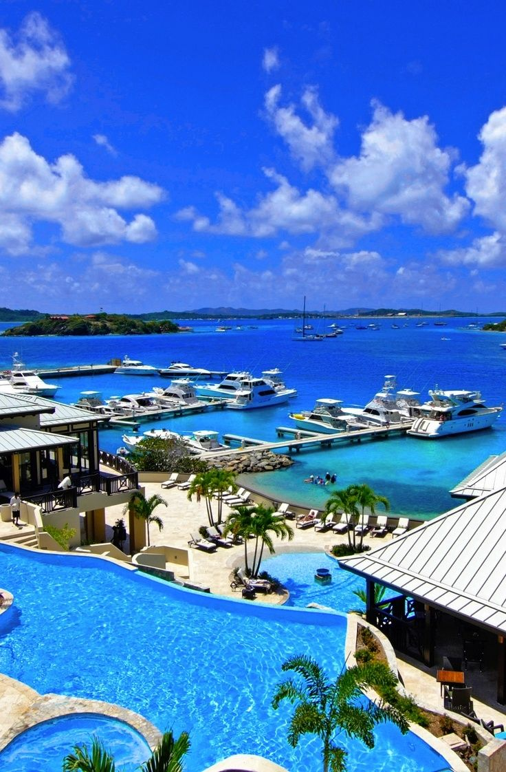 Urlaubspakete British Virgin Islands