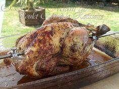 Un poulet qui n'a rien à envier à la rôtisserie . Le saumurage est une méthode ancestrale qui de nos jours est bien souvent oubliée et qui a pourtant fait ses preuves en cuisine . PRINCIPE DU SAUMURAGE Faire saumurer le poulet permet de le saler et de...