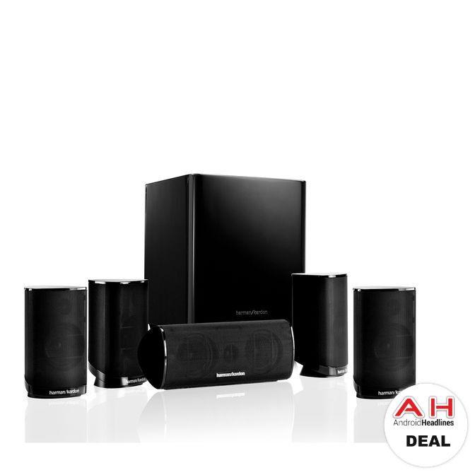 Deal: Harman Kardon HKTS 9 5.1-channel Home Theater Speaker System for $155 – 11/7/17 #Android #Google #news