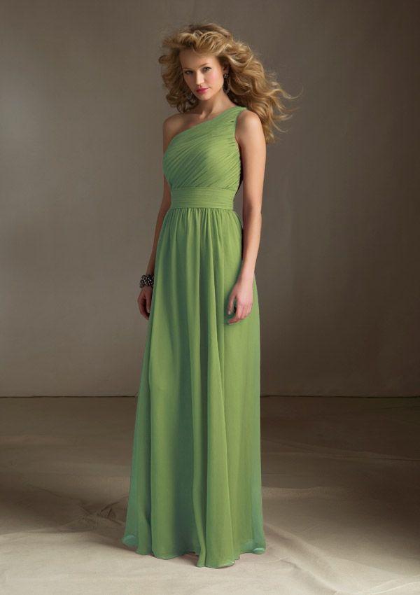 Taffeta bridesmaid dress from angelina faccenda for Mori lee pink wedding dress