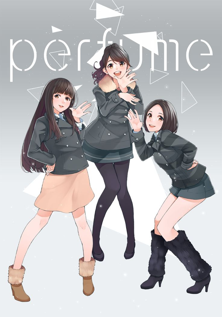 Perfume - Nee / ねぇ by れつな on pixiv