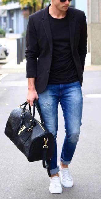 c9d7ea759dbc workout after work    gym bag    mens health    fitness    city life      Mens fashion   fashion     men     mensfashion  Mensaccessories
