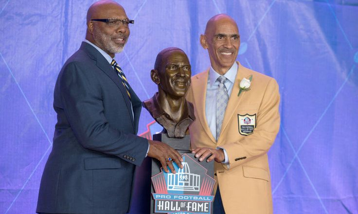 Tony Dungy says Donnie Shell should be in NFL Hall of Fame = NFL Hall of Fame coach Tony Dungy thinks his former Pittsburgh Steelers teammate Donnie Shell should be immortalized in Canton, as well, according to Michael David Smith of Pro Football Talk. Dungy had Shell present him when.....