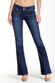 HUDSON Jeans Signature Bootcut Mid Rise Jean