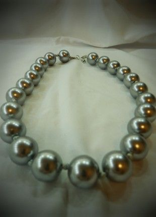 Kupuj mé předměty na #vinted http://www.vinted.cz/doplnky/nahrdelniky-and-privesky/19069578-maxi-perly-z-italie-zcela-nove