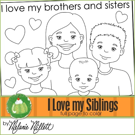 I Love my Brothers and Sisters