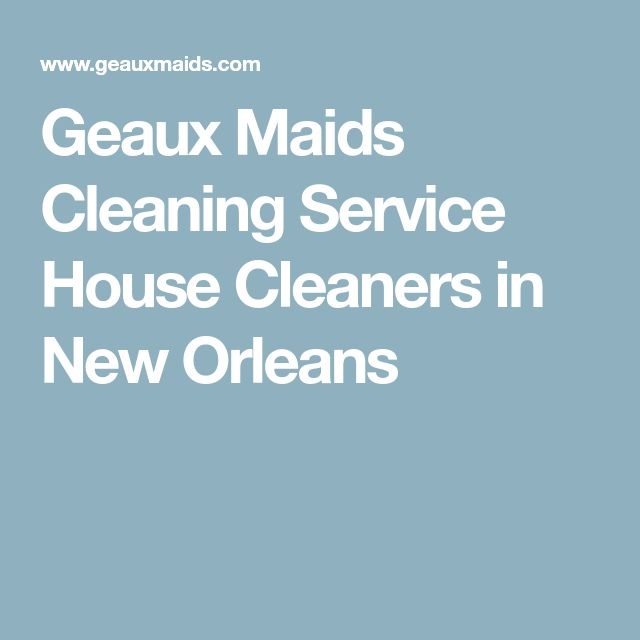 The  Best Maid Cleaning Service Ideas On