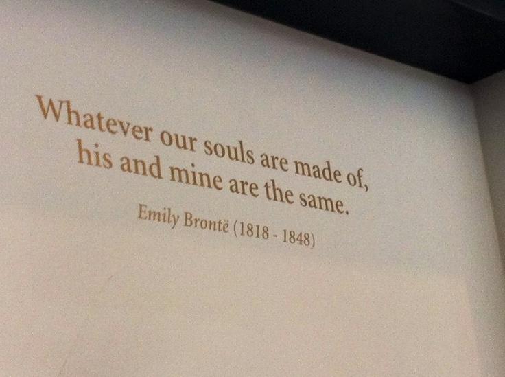 emily bronte love quotes quotesgram