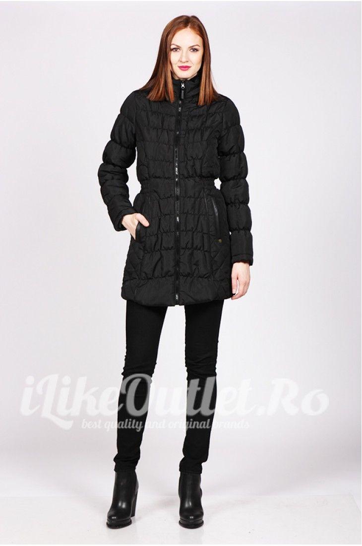 Black winter jacket, VERO MODA