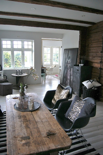 Norwegian interior designers. See More. Karlottes hjem: Old meets New!