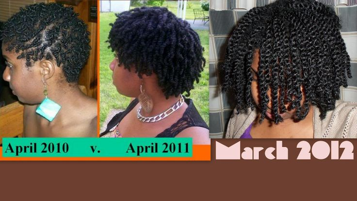 twa hair growth inspiration | More Hair Growth Progress Pictures