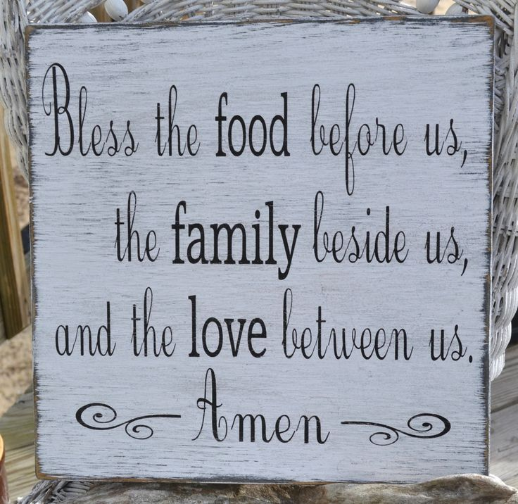 Kitchen Blessing Wall Decor: 1000+ Dining Room Quotes On Pinterest