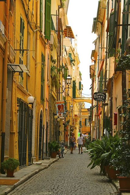 Pietra Ligure, Italy  Italian Riviera