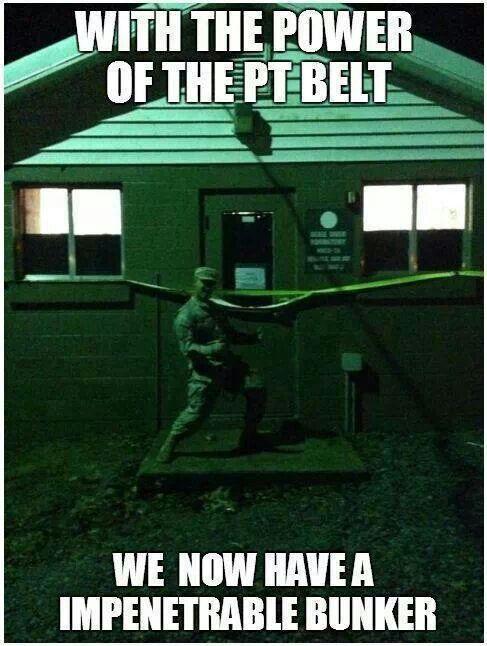 The PT belt.
