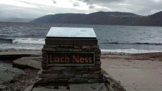 Lago Ness/ Inverness - Escócia  12/2016
