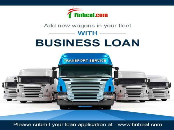 All the transport  business owners in Faridabad, now you can take a business loan of upto one crore starting from 10.99% interest rate. Finheal.com provide business loan in delhi NCR on attractive interest rates and flexible tenure. For purchasing new trucks or land you can use funds of...