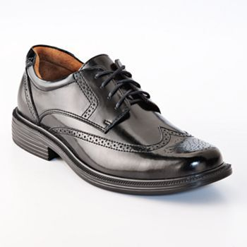 $41.99 Kohl's: Croft and Barrow Oxford Shoes - Men