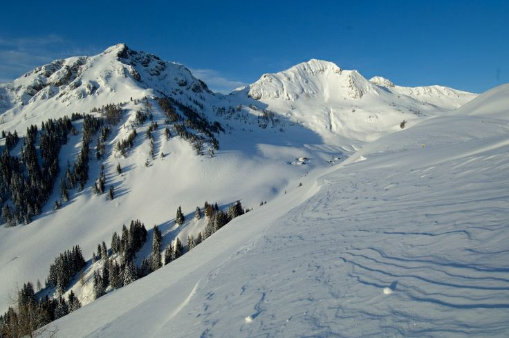 Bergbahnen-Fieberbrunn, Austria.  Head to the heritage filled Austrian Alps, where you'll find plenty of snow, majestic peaks and more fondue than you'll be able to eat.