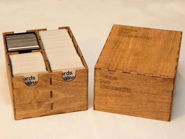 Case For Humanity Diy Cards Against Humanity Diy Card Box Cards Against Humanity