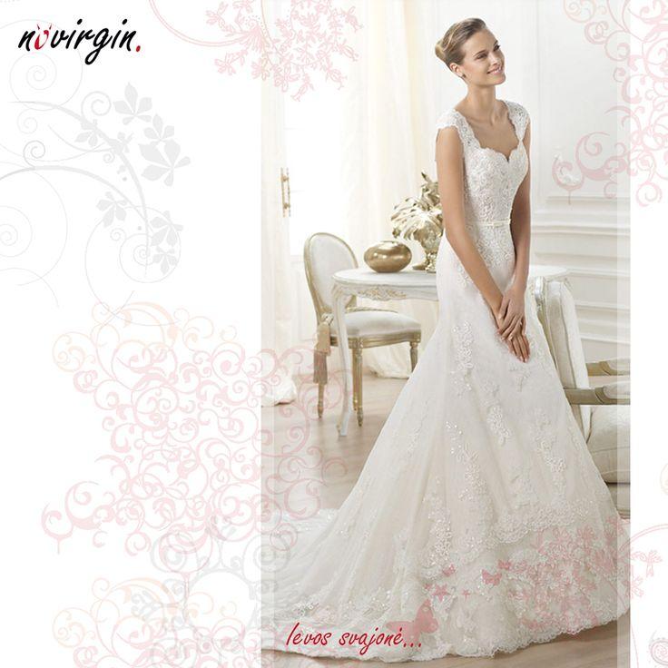 Ievos vestuvinė suknelė / Wedding dress for Ieva