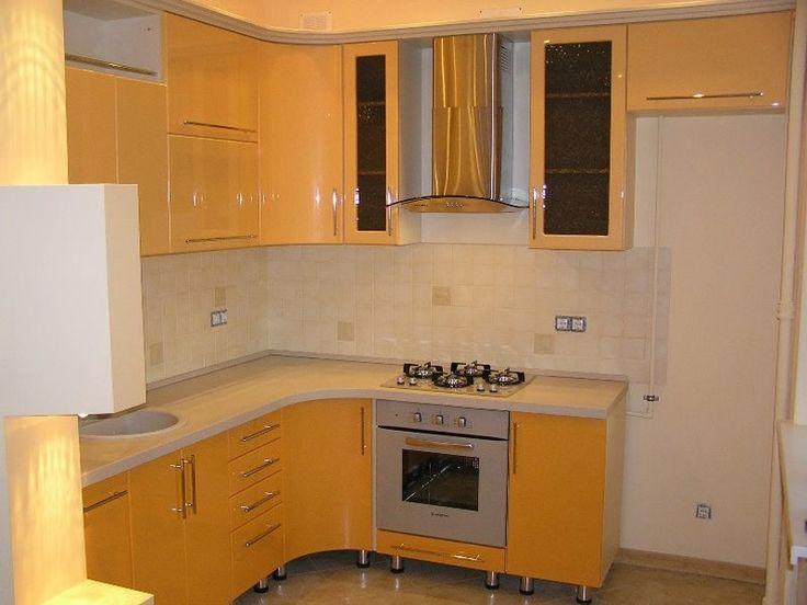 Каталог угловых кухонь ЗОВ в Минске
