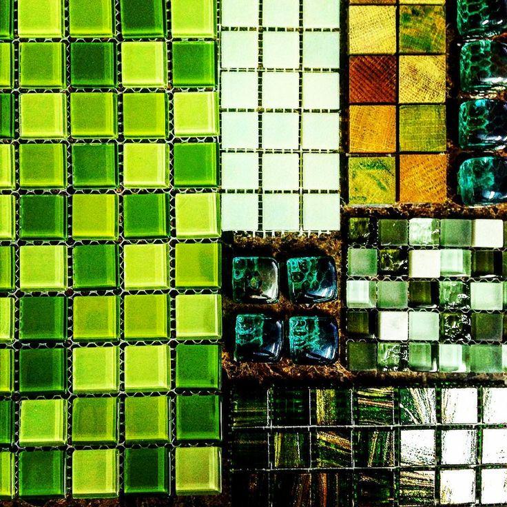 "Polubienia: 51, komentarze: 4 – @duninofficial na Instagramie: ""Green everywhere! 💚☘️ #green #mosaic #dunin #saintpatrickday #celebration #design #tiles #mozaika…"""