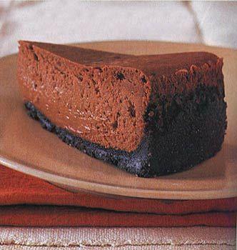 Chocolate Caramel Cheesecake recipe