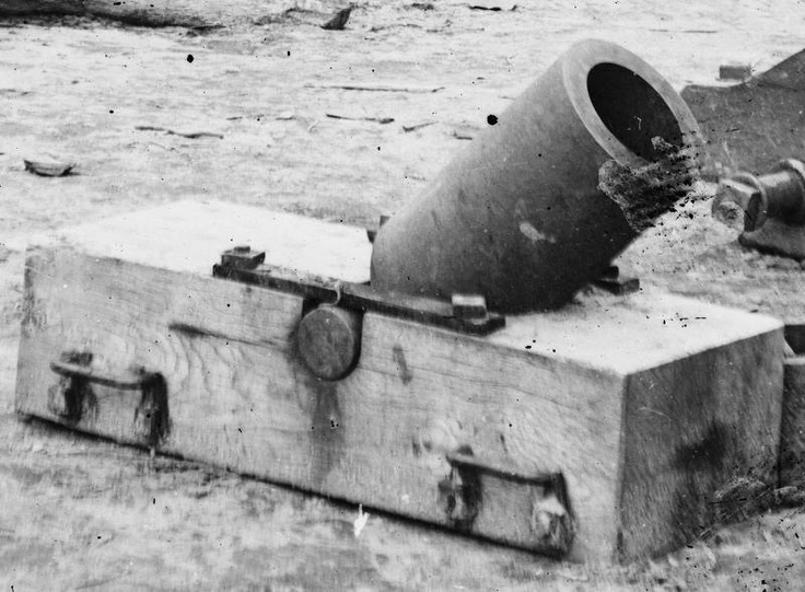 Mortar In Field : Images about civil war artillery on pinterest
