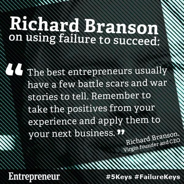 Richard Branson...