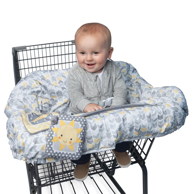 The Boppy® Shopping Cart Cover features our exclusive SlideLine® system … (read more)