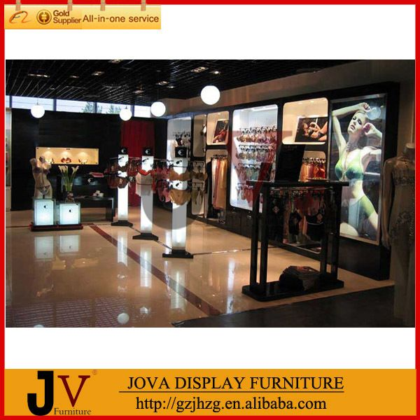 Retail Underwear Store Furniture Customized For Lingerie Shop Design, View  Underwear Store Furniture, JV Product Details From Guangzhou Jova Displau2026